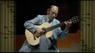Julian Bream - J.S Bach-Violin Sonata fugue