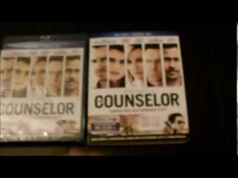 The Counselor (2013) | Blu-ray | Box Art & Specs
