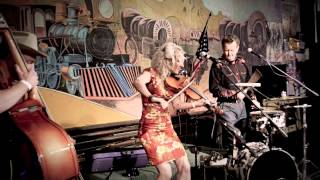 Western Valley Hot Club, Stay All Night (Stay A Little Longer), at The Hoedown 2014