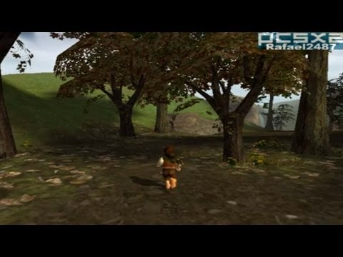 Lord of the Rings The Fellowship of the Ring (PS2 Gameplay) PCSX2 Emulator HD