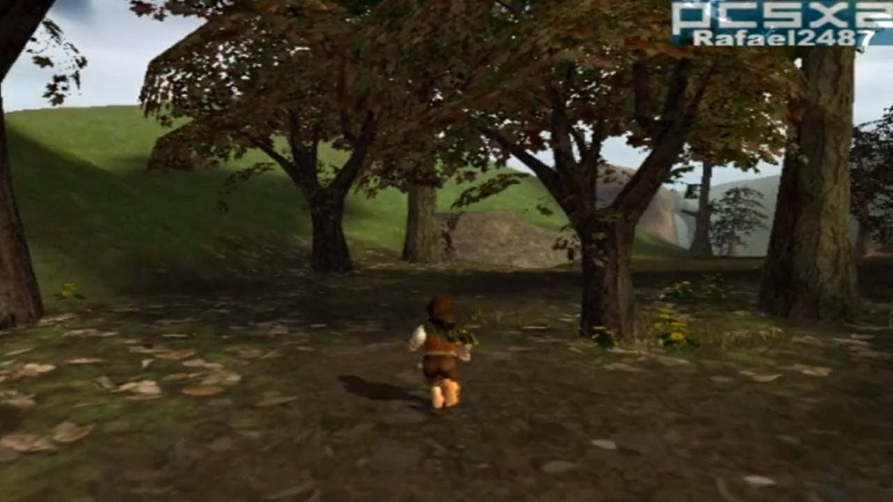Eternal Ring Gameplay of The Ring Ps2 Gameplay