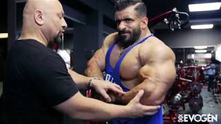 Hany Rambod & Hadi Choopan - FST7 Chest in Germany