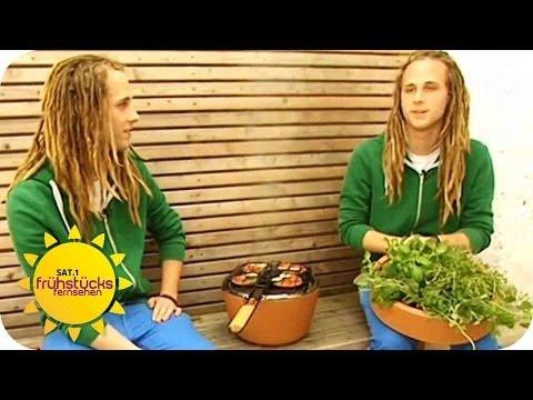 Startklar Für Die WM: Grill-Gadgets Im Test  | SAT.1 Frühstücksfernsehen