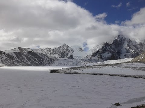 Gurudongmar Lake better than Changu Lake in Sikkim Tourism, Gangtok Tourism - Incredible India