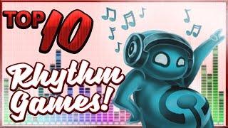 Top 10 Best Rhythm/Music Games - snomaN Gaming