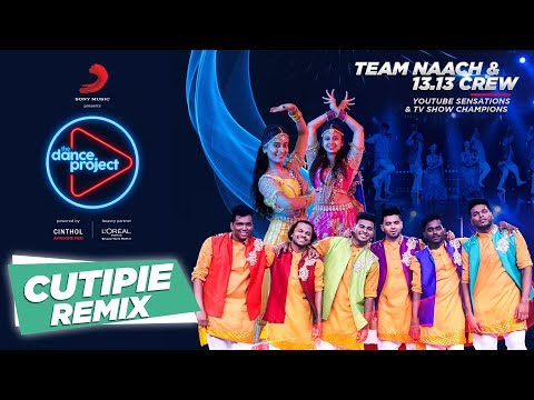 Cutiepie Remix| Classic Indian Wedding |Team Naach | 13.13 | The Dance Project