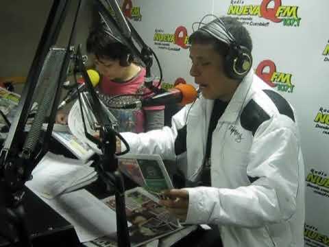 Edwin Sierra - Radio Nueva Q