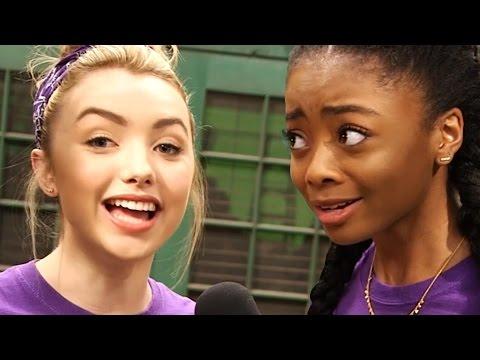 Peyton List, Skai Jackson and Miranda May Talk Season 2 of Bunk'd