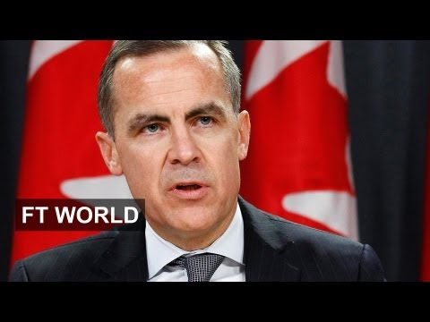 What awaits Mark Carney at the Bank of England