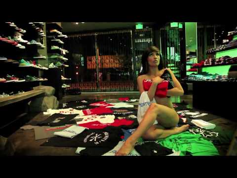 PRIMITIVE - 2010 SPRING LOOKBOOK - PAUL RODRIGUEZ & SHAY MARIA -