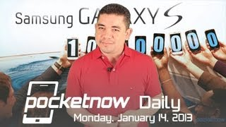 Galaxy S IV Leaks, Microsoft Surface Disappoints, iPhone Slows Down & More - Pocketnow Daily