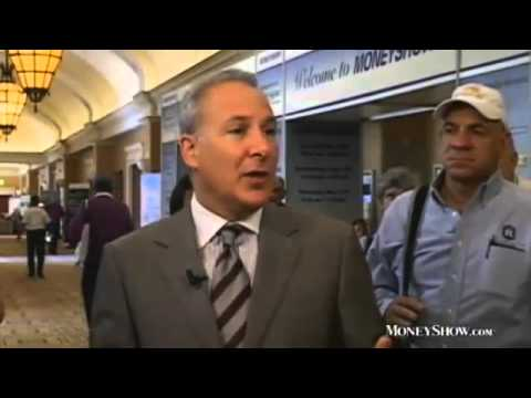 Peter Schiff 2013 - The MoneyShow: talks about Recovery, Inflation, Debt and Investment...