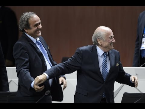 Sepp Blatter and Michel Platini Are Barred From Soccer for 8 Years