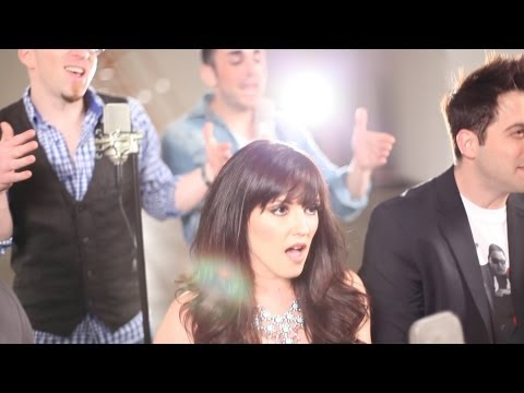 I Knew You Were Trouble   As Long As You Love Me - A Capella - (voiceplay Feat. Rachel Potter) video