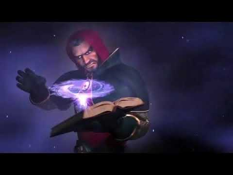 Legends of Might and Magic - Intro movie