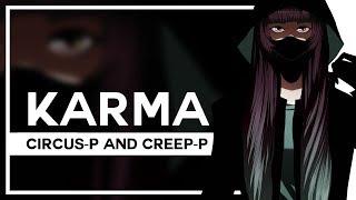 "download lagu Vocaloid Creep-p & Circus-p - ""karma"" - Lollia gratis"