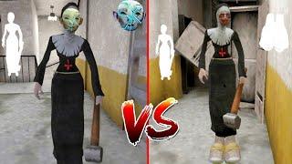 Power of mask vs Sneakers of Haste   Evil nun 1.6.0 Item Battle