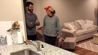 Kitchen Surprise
