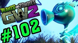 Plants Vs Zombies 2 3D - CÂY ĐẬU BẮN ĐẠN ĐIỆN #102 - Hoa Quả Nổi Giận 2 3D