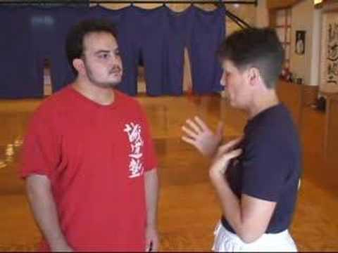 Self defense techniques Image 1