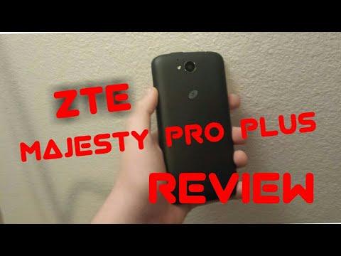 ZTE Majesty Pro Plus Review