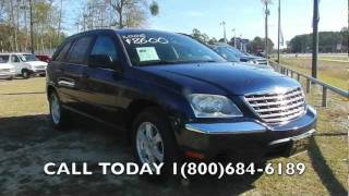 2006 CHRYSLER PACIFICA REVIEW TOURING * FOR SALE @ RAVENEL FORD * CHARLESTON