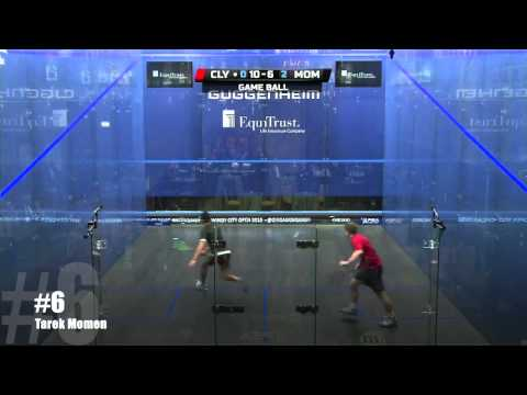 Squash: Shot Of The Month - Feb 2015 Contenders