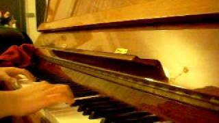 Piano Cover - Colours Of The Heart, UVERworld