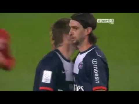 Beckham Last Match PSG 2013 - Full Video