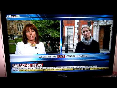 KAY BURLEY IS A DISGRACE