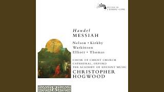 Handel Messiah Hwv 56 Pt 1 34 Thus Saith The Lord But Who May Abide 34
