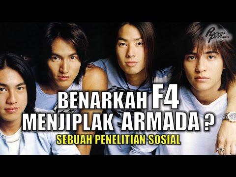 download lagu Benarkah F4 Menjiplak Lagu Armada? - RAN gratis