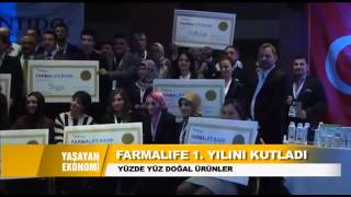 Yaşayan Ekonomi FarmaLife Group