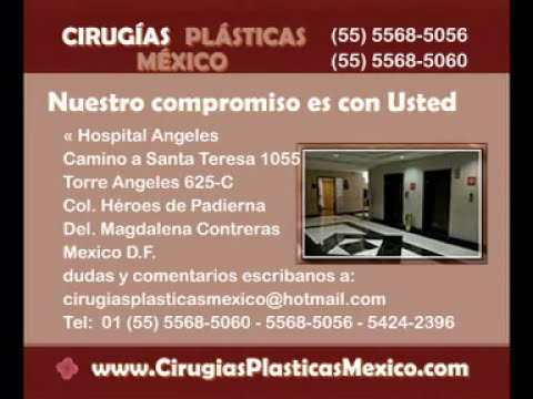 Cirugías Plásticas México - Otoplastía - Cirugía de las Orejas