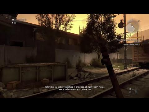 Dying Light Gameplay Walkthrough Part 2 - BIKINI ZOMBIES!! (PC Campaign Gameplay 1080p)