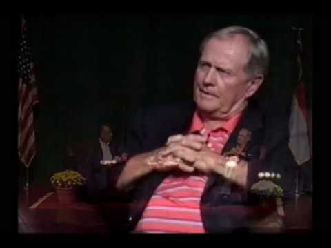 A Conversation on Golf with Jack Nicklaus and Jaime Diaz