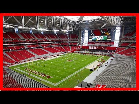 Breaking News | NFL to vote on Arizona hosting Super Bowl LVII