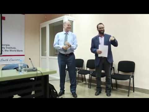 Hans Timmer - Economic Outlook For The South Caucasus