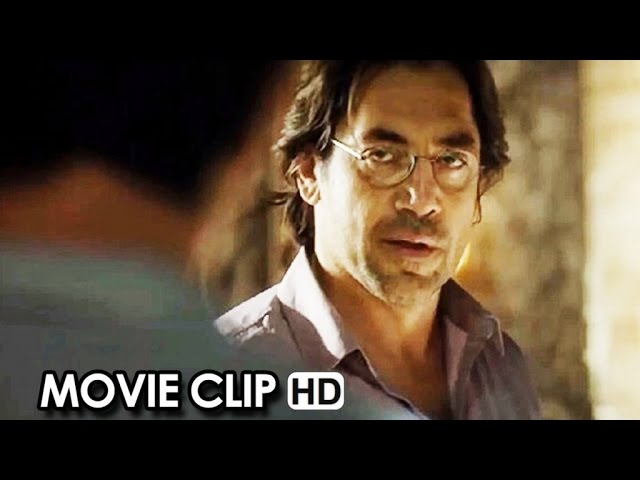 The Gunman Official Movie CLIP 'You're The Only One Left' (2015) - Sean Penn, Idris Elba Movie HD