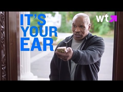 Mike Tyson Apologizes In Foot Locker's Week Of Greatness Ad  | What's Trending Now