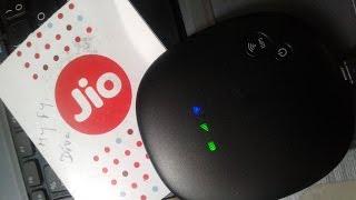 Howto Reset Reliance Jio 4G MiFi Device WiFi JioFi Hotspot