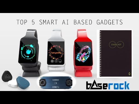 Top 5 smart AI based future gadgets in 2018