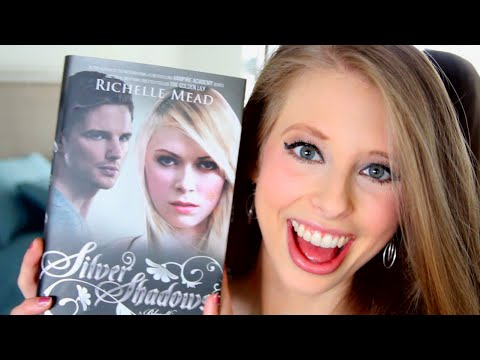 SILVER SHADOWS BY RICHELLE MEAD | booktalk with XTINEMAY