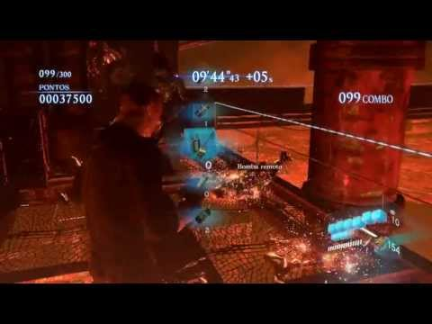 Re6 - No Mercy + Left 4 Dead (combo 300/300)