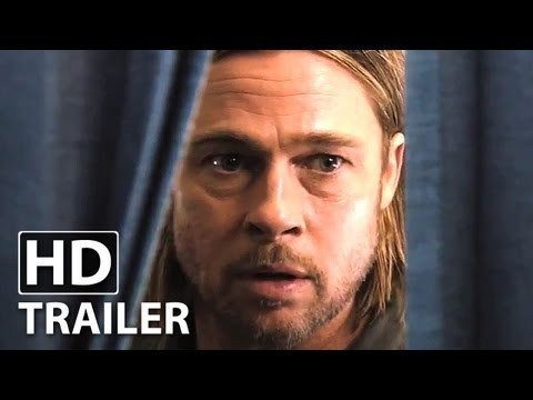 World War Z - Trailer 2 (Deutsch | German) | HD