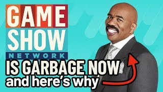 Game Show Network Is Garbage Now And Here's Why