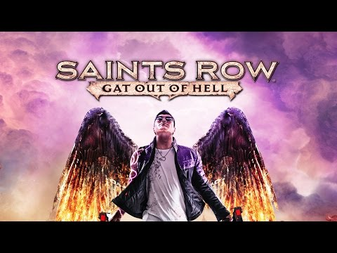 Saints Row: Gat Out of Hell (Standalone Expansion) - Announce Gameplay Trailer [ES]