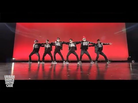 Poreotics :: Urban Dance Showcase 2011 :: Part 1 video