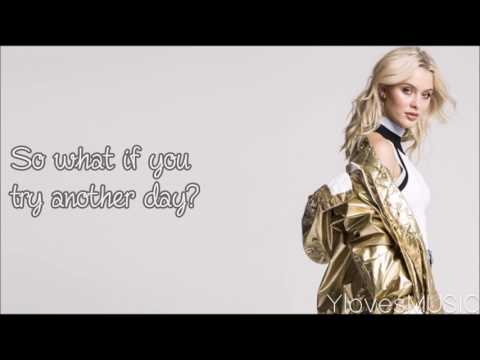 Zara Larsson -  What They Say (Musics)