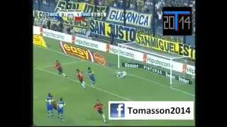 Boca Jrs 4 vs Independiente 5 - Clausura 2012 - PARTIDAZO